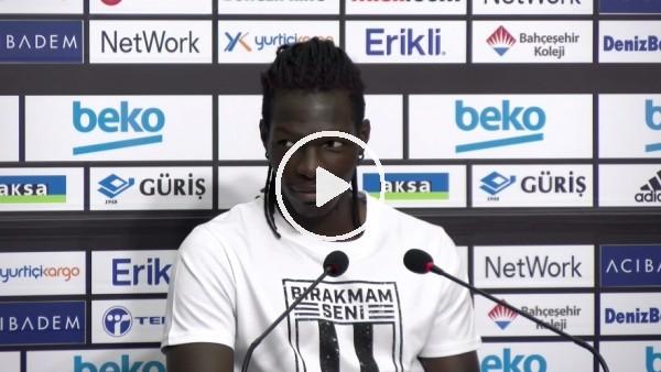 """'N'Sakala: """"Beşiktaş formasıyla gol atmak isterim"""""""