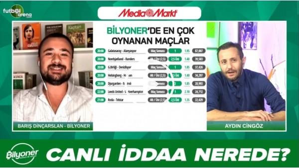 'Barış Dinçarslan, Galatasaray - Alanyaspor maçı için tahminini yaptı