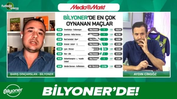 'Barış Dinçarslan, Fenerbahçe - Trabzonspor maçı için tahmini yaptı