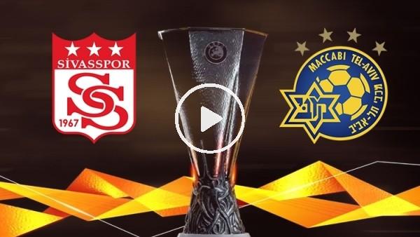 'UEFA Avrupa Ligi | Sivasspor - Maccabi Tel Aviv | Maç Ve İddaa Yorumları