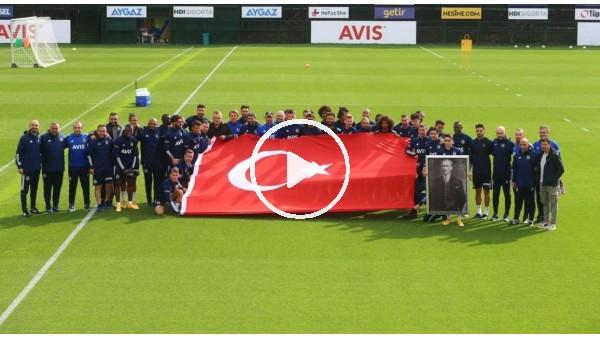 'Fenerbahçe'de 29 Ekim kutlandı