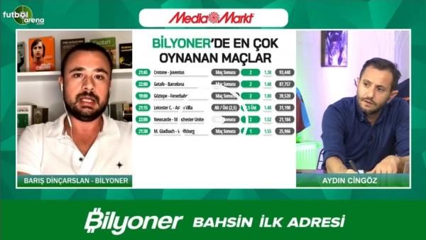 'Barış Dinçarslan, Trabzonspor - Başakşehir maçının ikinci yarısı için tahminini yaptı