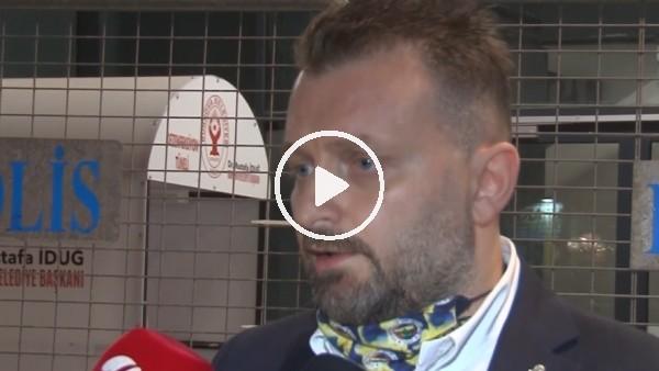 """'Selahattin Baki: """"Fenerbahçe'nin aleyhine verilen penaltı olacak iş değil"""""""