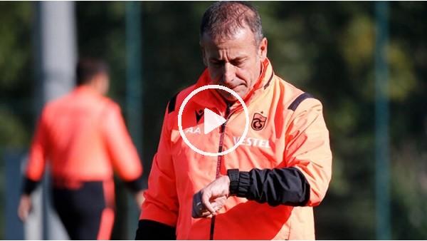 Trabzonspor, Abdullah Avcı yönetiminde çalıştı