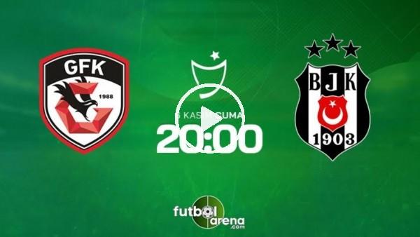 'Maç Günü | Gaziantep FK - Beşiktaş | Aydın Cingöz & Emre Eren & Selçuk Dereli