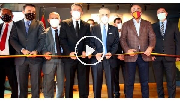 'GSYİAD Lounge açılış töreni gerçekleştirildi