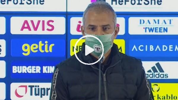 """'İsmail Kartal: """"Fenerbahçe'yi çok iyi analiz ettik"""""""