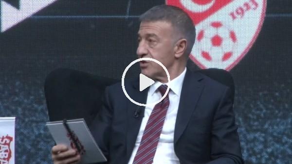 """'Ahmet Ağaoğlu:  """"Galatasaray batmıyorsa, bizim batmamız söz konusu bile olamaz"""""""