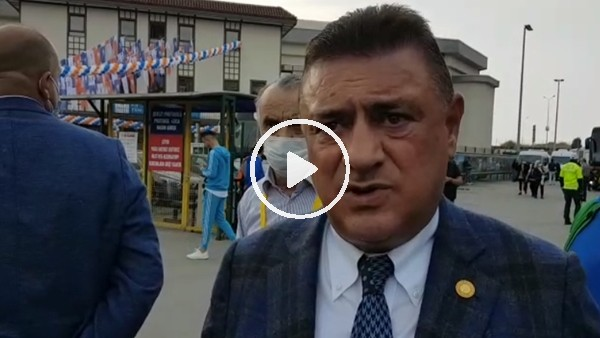 'Hasan Kartal'dan Vedat Muriqi açıklaması