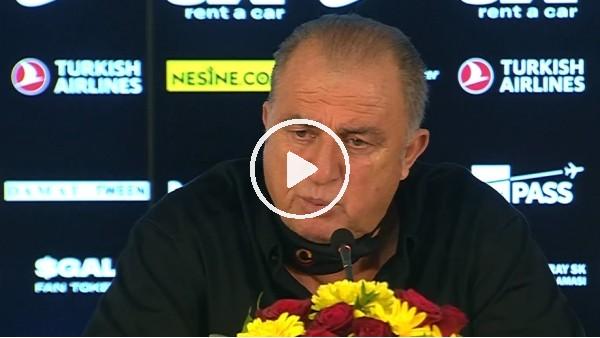 """'Fatih Terim: """"Galatasaray kazanıyor ama yok, kazanıyor. Meşru ve legal kazandığına göre kazanıyor"""""""