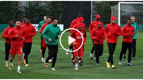 'Sivasspor, Karabağ maçına hazır