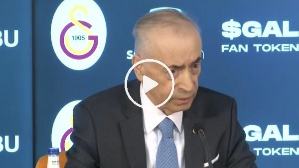 """'Mustafa Cengiz : """"Hocamız süre konusunda haklı"""""""