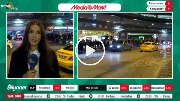 Fenerbahçe - Konyaspor maçına doğru son gelişmeleri Selen Yakıcı aktardı