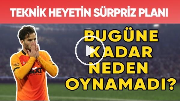 'Galatasaray'da Oğulcan Çağlayan Bugüne Kadar Neden Oynamadı? | Teknik Heyetin Sürpriz Planı