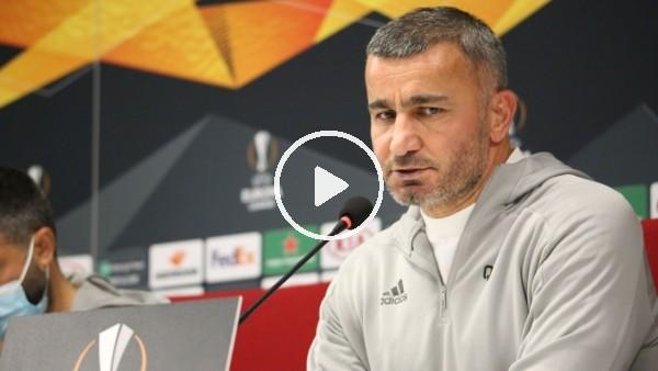 "'Gurbanov: ""Bizim futbolcularımız biraz zayıf kaldı"""