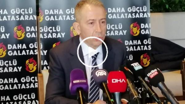"""'Metin Öztürk: """"Biz Galatasaray için geliyoruz selfie çektirmek için değil"""""""