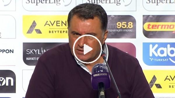 """'Mustafa Kaplan: """"Yaptığımız bireysel hatalardan dolayı maçı kaybettiğimizi düşünüyorum"""""""