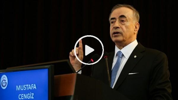 'Mustafa Cengiz'den adaylık açıklaması