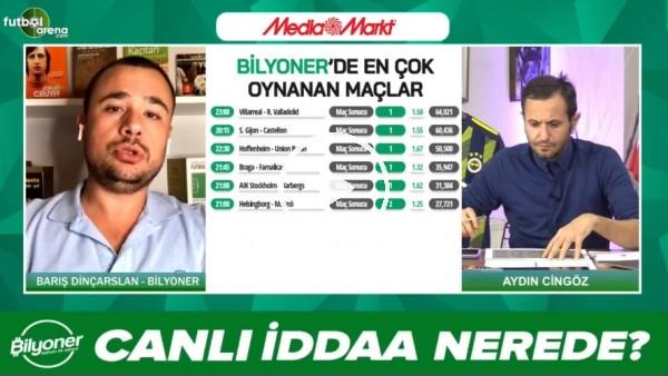 'Barış Dinçarslan, Antalyaspor - Fenrbahçe maçı için tahminini yaptı