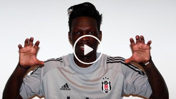 'Fabrice N'Sakala'nın galibiyet sevinci