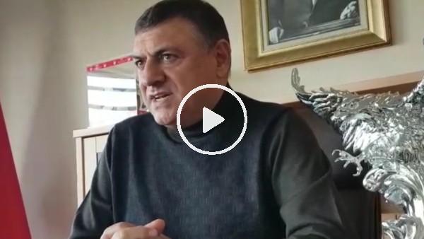 """'Hasan Kartal: """"Vedat Muriqi transferinden 650 Bin Euro geldi"""""""