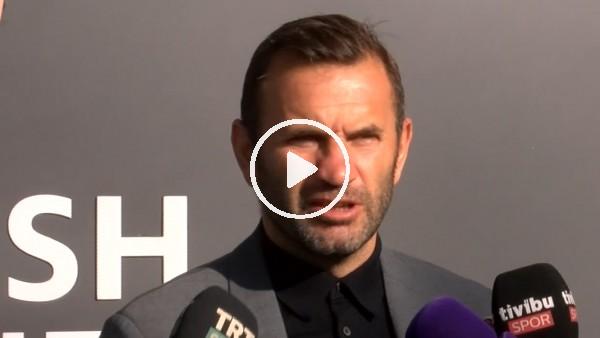 "'Okan Buruk: ""UEFA, Mert'e oynar izni verdi"""
