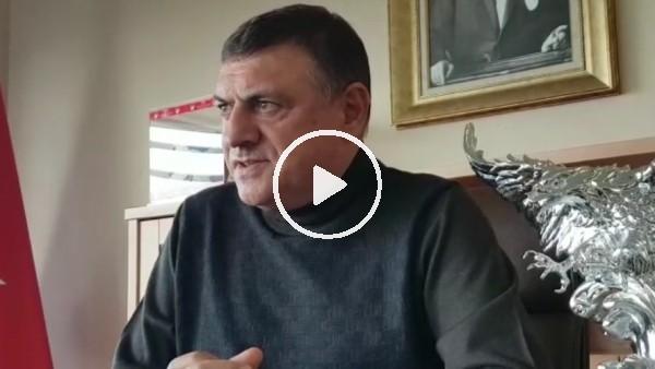 "'Hasan Kartal: ""Bizim futbolcularımız şu anda Galatasaraylı futbolculardan daha iyi"""