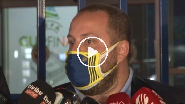 """'Alper Pirsen: """"Beşiktaş maça hazırlanırken antrenmandan ziyade algı çalışması yapmış"""""""