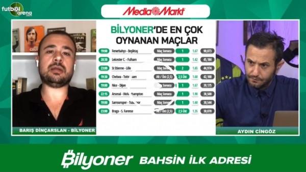 'Barış Dinçarslan, Fenerbahçe - Beşiktaş derbisi için tahmini yaptı