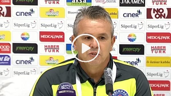 """Erkan Çoker: """"Berabere bitirdiğimiz için üzgünüz"""""""