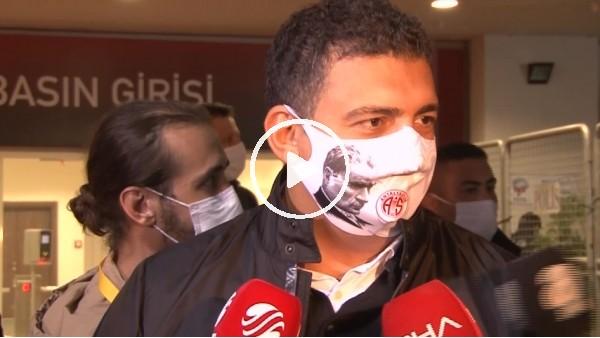 """'Ali Şafak Öztürk: """"Abdullah Avcı ile görüşüyoruz. Aykut Kocaman ile görüşmedik"""""""