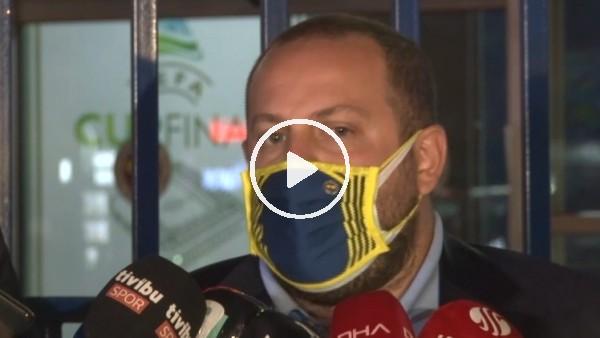 """'Alper Pirşen: """"Şampiyonluk yolunda eminliğimizi hiçbir şekilde kaybetmedik"""""""
