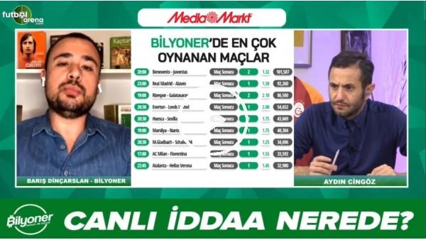 'Barış Dinçarslan, Çaykur Rizespor - Galatasaray maçı için tahmini yaptı