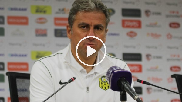 'Hamza Hamzaoğlu 1 puandan memnun