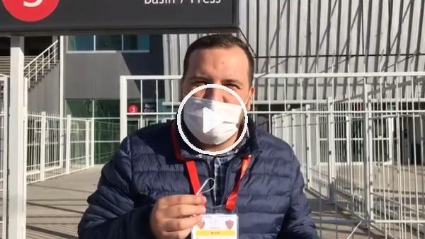 'Kayserispor - Hatayspor maçı öncesi son gelişmeleri Abdulkadir Paslıoğlu aktardı