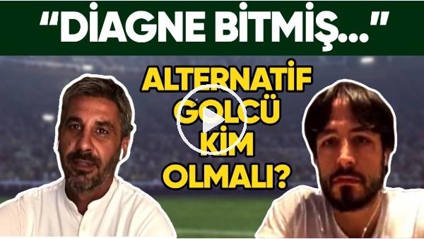 'Diagne Ve Falcao'ya Sert Eleştiri | Galatasaray'da Alternatif Golcü Kim Olmalı?
