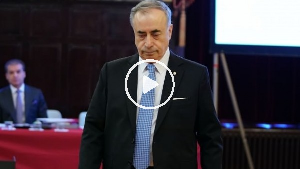 """'Mustafa Cengiz: """"Seçim kararının ardından adayların ortaya çıkması bizi mutlu etti"""""""