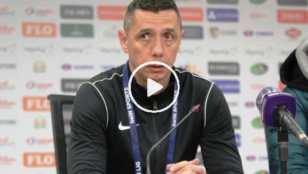 """Gaziantep FK cephesinden maç sonu sitem! """"Hocamızın yaptığı her hareket..."""""""