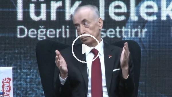 """'Mustafa Cengiz: """"30 milyon taraftarınız varsa, 30 milyon avukat ve muhasebeci var"""""""