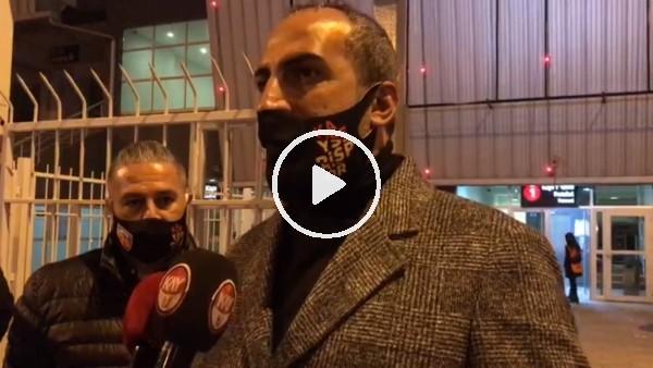 """'Mustafa Tokgöz: """"Samet Hoca'nın takıma olan yansımasını gördük"""""""