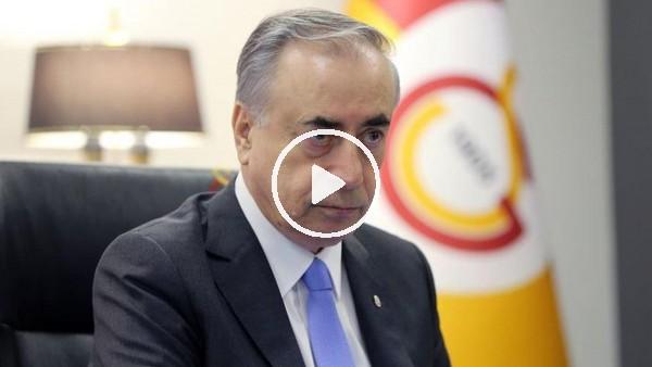 """'Mustafa Cengiz: """"Sağlığım elverdikçe Galatasaray'a hizmet etmeye devam edeceğim"""""""