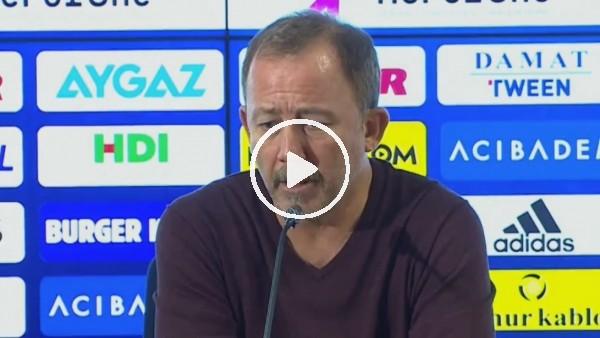 """'Sergen Yalçın: """"Beşiktaş isminin karşılığı şampiyonluktur"""""""