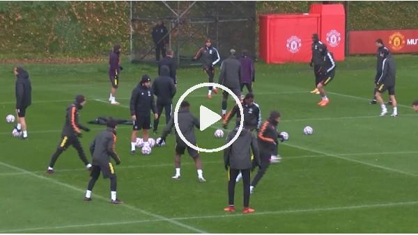 Manchester United, Başakşehir maçına hazır