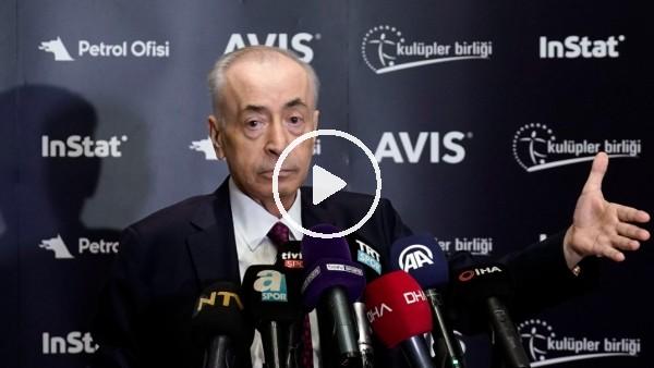 'Mustafa Cengiz. önce sinirlendi sonra güldürdü