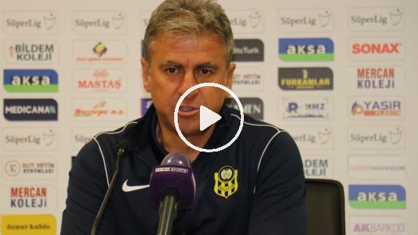 """'Hamza Hamzaoğlu: """"Bugün hak ettiğimiz bir galibiyet aldı"""""""