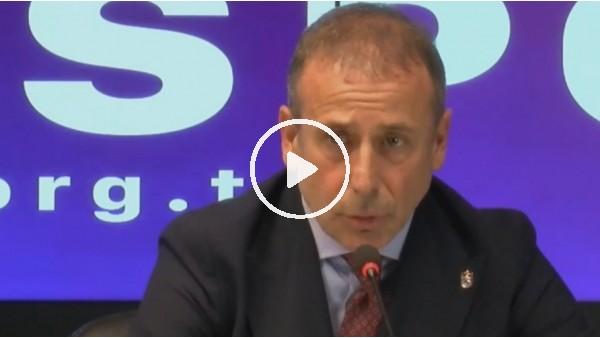 """'Abdullah Avcı: """"Burası Trabzonspor"""""""