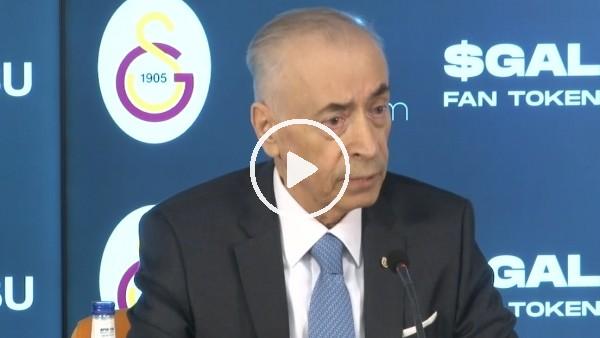 """'Mustafa Cengiz: """"Galatasaray'ın askeriyim"""""""