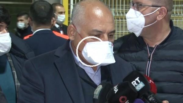 """'Mehmet Büyükekşi: """"Süper Lig'deki iyi bir takımız"""""""