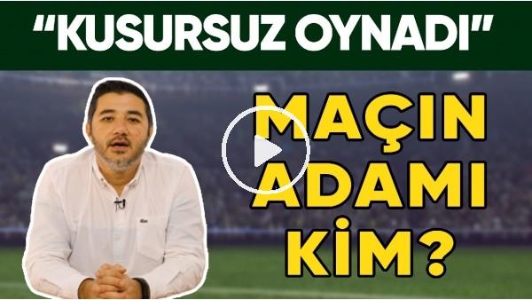 "'Çaykur Rizespor - Galatasaray Maçının Adamı Kim? | ""Kusursuz Oynadı"""