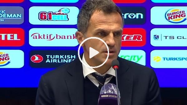 """Stjepan Tomas: """"Yine bugün hakemi konuşuyoruz"""""""